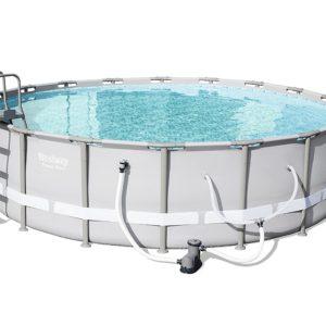 "Bestway 56399E Power Steel 18' x 52"" above Ground Pool"