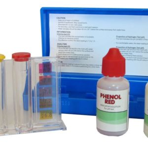 Swimming Pool Water Test Kit for Chlorine, Bormine and PH