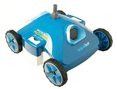 Aquabot POOL ROVER S2 40  US  JET  115VAC/48VDC  BLUE