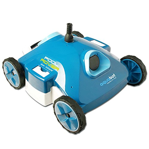 Aquabot Pool Rover S2 40i Automatic Robotic Pool Cleaner with Extra Replacement Filter Bag