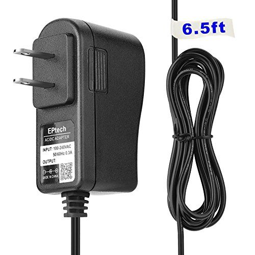 6 5Ft AC DC Adapter For Catfish Pool Cleaner Catfish  Catfish Ultra  iVac C-2  iVac 250  Volt FX-4  Centennial  and Eclipse 7 2V - 9V I T E Power Supply Cord Cable Battery Charger