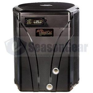 AquaCal TropiCal T55 Heat Pump 51 000 BTU  T055AHDSBND  690449050744  Swimming Pool Heater