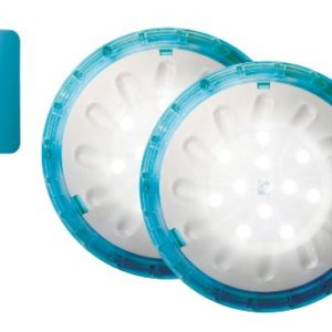 AquaLife Magnetic Waterproof LED Lights (2-Pack)