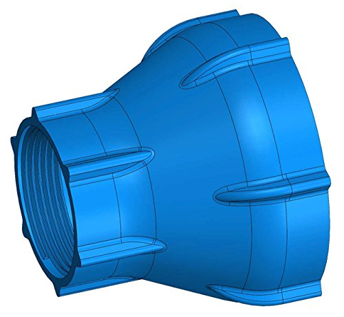 Beluga Pool Solutions 0312 Soft-Sided Pool Adapter