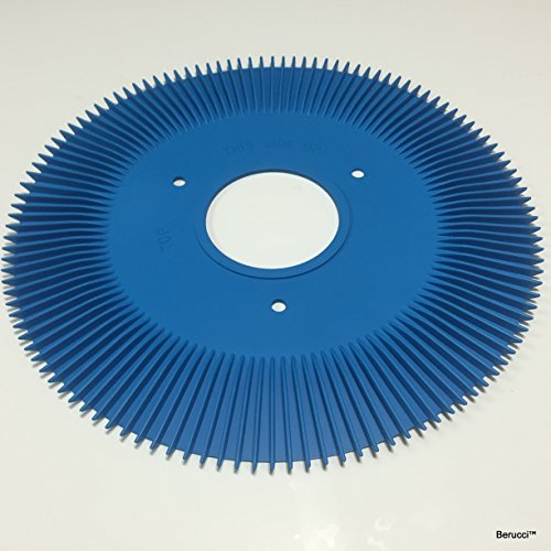 Berucci Replacement Inground Pleated Seal Disc for Kreepy Krauly Automatic Pool and Spa Cleaner - K12896 K12894