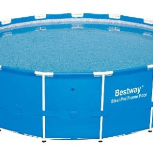 Bestway Steel Pro 15' x 48  Frame Pool Set