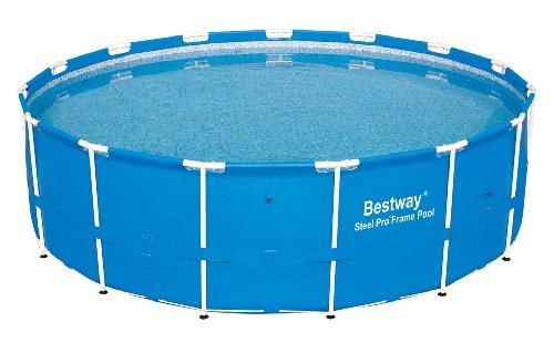 Bestway Steel Pro 15' x 48  Frame Pool Set