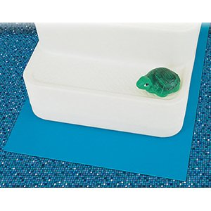 Blue Wave Easy Pool Step for Above-Ground Pools Design  2ft x 3ft Step Pad (NA401)