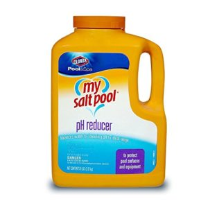CLOROX Pool Spa 80008CLX My Salt Pool pH Reducer  8-Pound