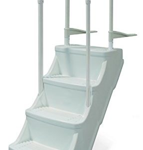 Champlain Plastics Drop-In Step Ladder For Above Ground Pool (Drop in Step)