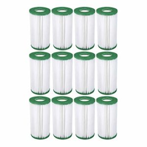 Coleman Type III  Type A C 1000 1500 GPH Replacement Filter Cartridge (12 Pack)