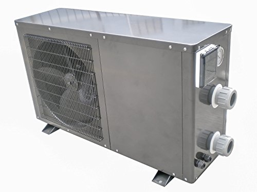 FibroPool FH 055 Swimming Pool Heat Pump 55K btu Hr