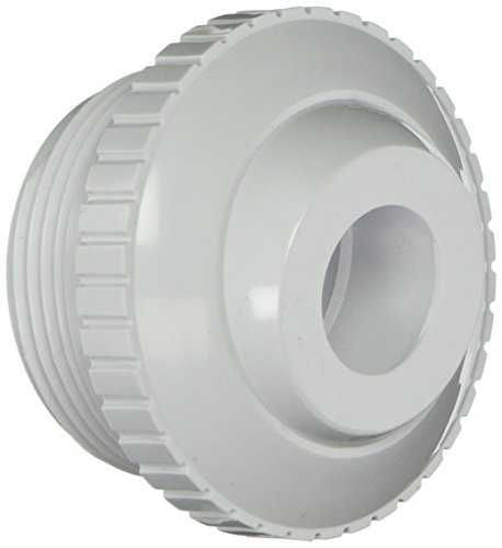 Hayward SP1419D White 3 4-Inch Opening Hydrostream Directional Flow Inlet Fitting with 1-1 2-Inch MIP Thread