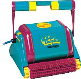 MAYTRONICS DL2019 Dolphin Advantage Robotic Inground Pool Cleaner 9999301