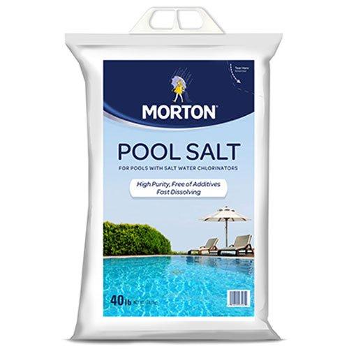 MORTON SALT 3460 Pool Salt  40 lb