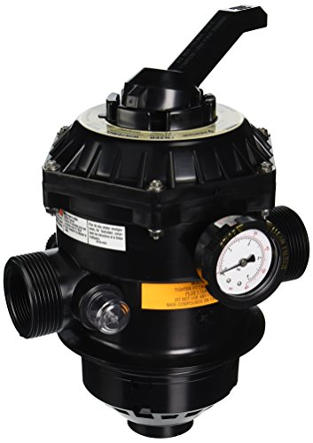 Pentair 262506 1-1 2-Inch 6-Way Clamp Style Valve Replacement Pool and Spa Sand Filter