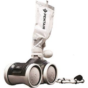 Pentair LX5000G Kreepy Krauly Legend II Pressure Pool Cleaner  Grey White