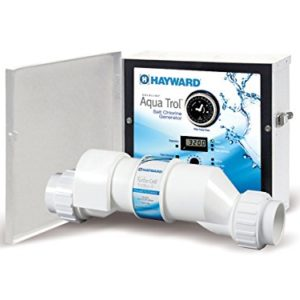 Hayward Goldline AQ-TROL-RJ AquaTrol Above-Ground Swimming Pool Salt Chlorination System
